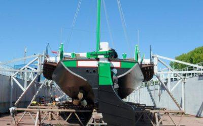 La Savoie au dockage