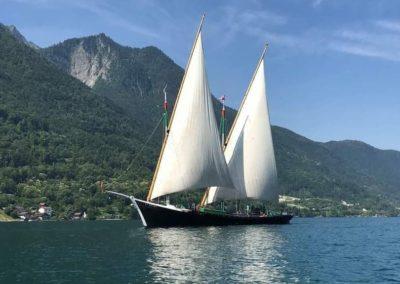 Promenade bateau Lac Léman Meillerie