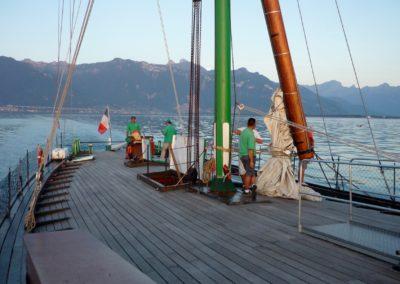 La Savoie en navigation